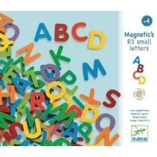 Jeu éducatif 83 lettres magnétiques - Djeco
