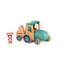 Tracteur en bois - Lilliputiens