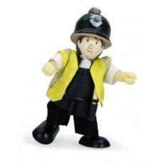 Figurine Policier anglais - Budkins - Le Toy Van