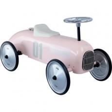 Porteur voiture Vintage rose tendre - Vilac