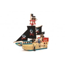 Le Bateau du Pirate Jolly - Le Toy Van
