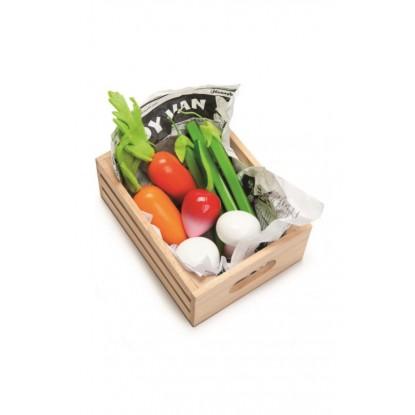 Cagette de légumes - Le Toy Van