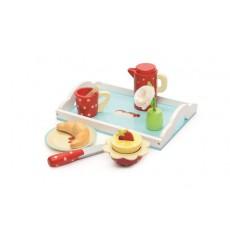 Le plateau du petit déjeuner - Le Toy Van