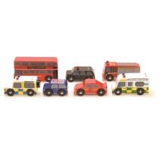 Les véhicules Londoniens - Le Toy Van