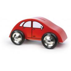 Tirelire voiture rouge - Vilac