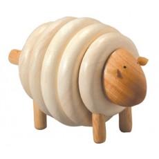 Mouton à Lacer - Plan Toys