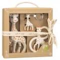 Trio So'Pure Sophie la girafe® - Vulli