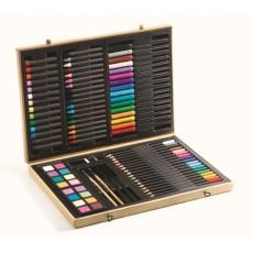 Grande boîte de couleurs - Djeco Design by