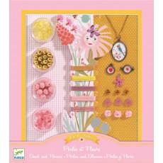 Oh ! Les perles - Perles et fleurs - Djeco Design by