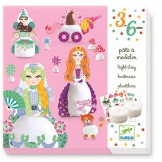 Pâte à modeler - Princesses - Djeco Design by