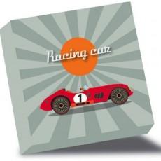 Tableau Racing car rouge - Fifi Bastille