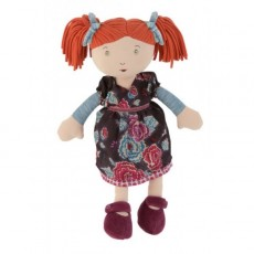 Grande poupée rousse Laura Camélia -  Moulin Roty
