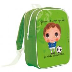 Sac à dos Footballeur - Quand je serai grand(e) par Isabelle Kessedjan