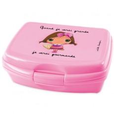 Boîte à goûter Gourmande - Quand je serai grand(e) par Isabelle Kessedjan