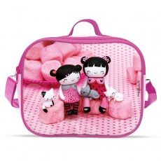 Sac Lunch Bag Isotherme Mesdemoiselles Guimauves - Missbonbon