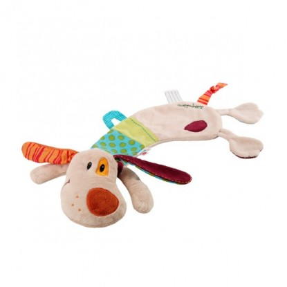 Jef Marionnette Doudou - Lilliputiens
