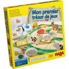 Mon premier trésor de jeux - Haba