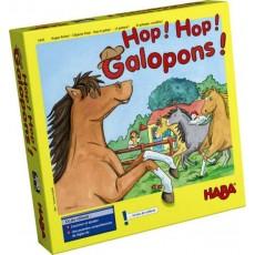 Hop ! Hop ! Galopons ! - Haba