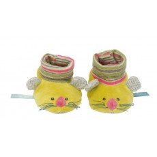 Chaussons souris verts - Les Pachats - Moulin Roty