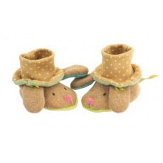 Chaussons chien - Les Tartempois - Moulin Roty