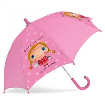 Parapluie Chanteuse - Quand je serai grand(e) par Isabelle Kessedjan