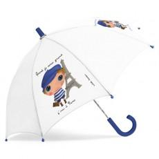 Parapluie Paris Garçon - Quand je serai grand(e) par Isabelle Kessedjan