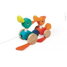 Duck Family à promener - Janod