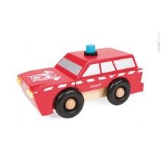 Kit Magnet SUV Pompier - Janod
