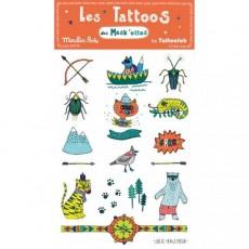 Tatouages Aventure - Les Mask'ottes -  Moulin Roty