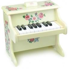 Piano Nathalie Lété avec partitions - Vilac