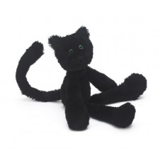 Peluche chat noir Casper Cat - Jellycat