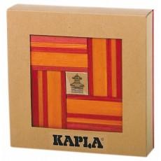 Coffret couleurs n°22 - 40 planchettes + livre d'art  - Kapla
