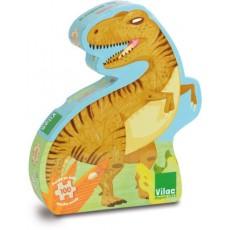 Puzzle Dinosaures 100 pièces - Vilac