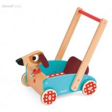 Chariot de mache Crazy Doggy - Janod