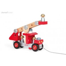 Camion de pompiers - Janod
