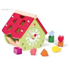 Maison à formes Jardin - Janod