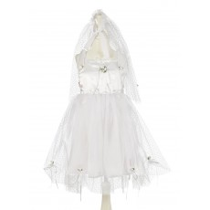Bride Déguisement Robe de marié - 103 - Souza for kids