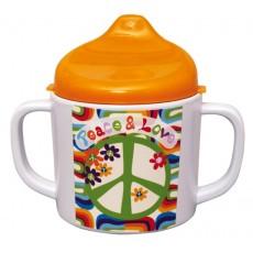 Mug Peace & Love - La Happy Farm - Ebulobo
