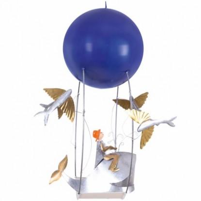 Mobile Schlumélémentaires - La Baleine - L'Oiseau Bateau