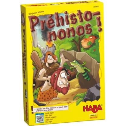 Prehisto-nonos ! - Haba