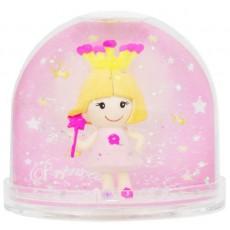 Boule à neige porte photo princesse - Trousselier