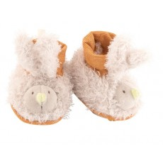 Chaussons Lapin - Les Zazous - Moulin Roty