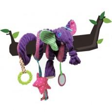Spirale d'activités Sandykilos l'éléphant - Déglingos