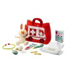 L'ambulance du petit docteur - Lilliputiens