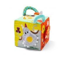 Cube d'activités cirque Jef - Lilliputiens