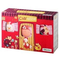 Cub'Uzzle Cubes puzzles - Lilliputiens