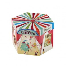 Mémory - Memo circus - Lilliputiens