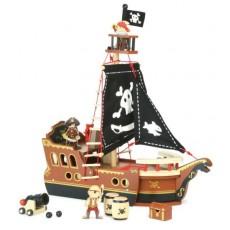 Ô mon bateau pirate - Vilac