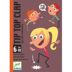 Jeux de cartes - Tip Top Clap - Djeco