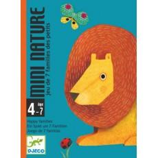 Jeux de cartes - Mini nature - Djeco